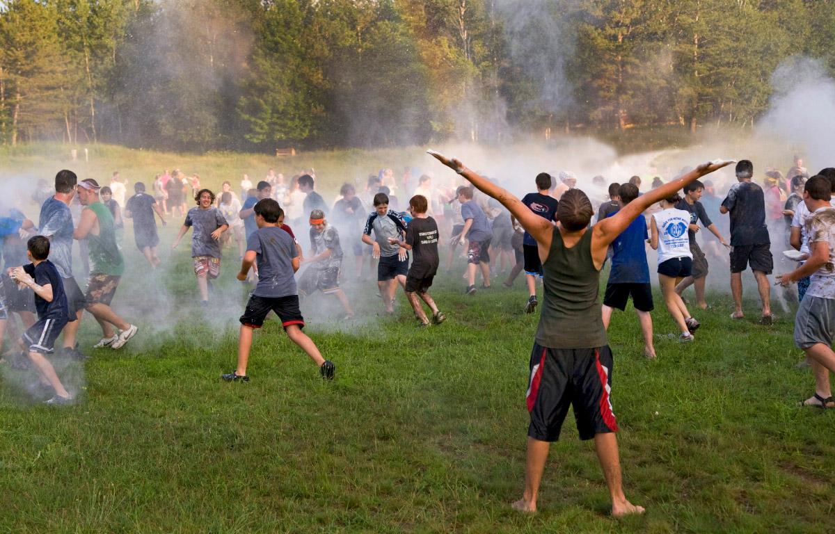 summer camp teen christian